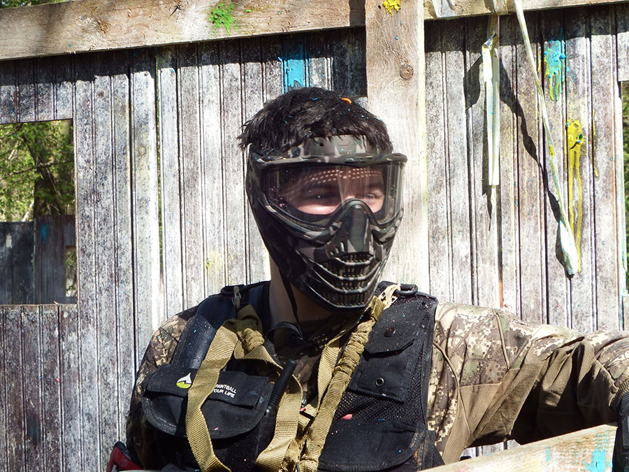 Complexe b paintball