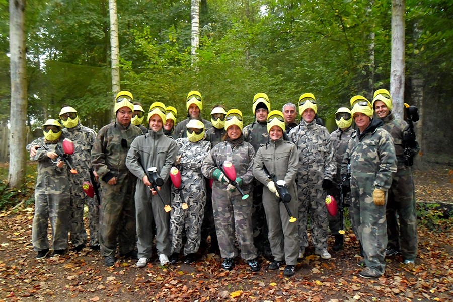 Paintball france